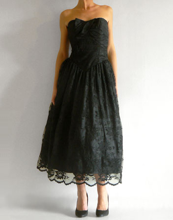 38ca76d54c0 location robe longue de soiree noire BCBG