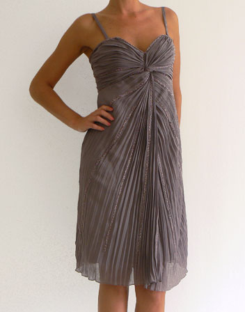 location de robe bustier taupe coast pour vos soirees galas rallye mariage. Black Bedroom Furniture Sets. Home Design Ideas
